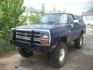 1990 Dodge Other ramcharger Other
