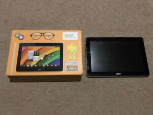 Acer Iconia 10.1-Inch Tablet - Mint Condition