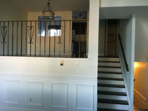 NEW! Renovated 3 Bedroom Full Townhouse  - Available Immediately