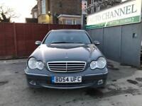 2004 Mercedes-Benz C Class 2.1 C200 CDI Avantgarde SE 4dr