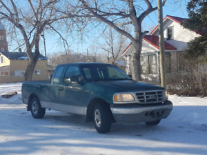 Great truck  1999 f150 for sale