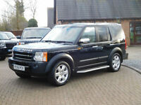 2006 56 Reg Land Rover Discovery 3 2.7TD V6 Auto HSE 7 Seats ( 77000 Miles )
