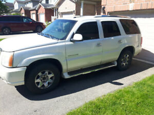 2005 Cadillac Escalade AS-IS (Moving Must Go)