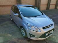 2013 Ford C-MAX 1.6 Zetec 5dr MPV Petrol Manual