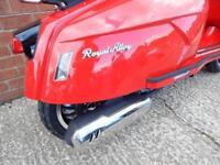 ROYAL ALLOY GP125 AC SCOOTER