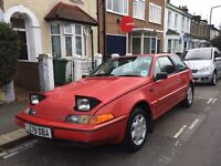 Great Volvo 480 for sale. 1 year MOT 6 month tax