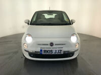 2015 FIAT 500 LOUNGE 1 OWNER SERVICE HISTORY FINANCE PX WELCOME