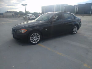2007 BMW 3-Series 323i Sedan Automatic Valid Emissions