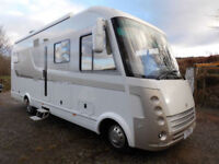 NIESMANN & BISCHOFF FLAIR 710I CW IVECO MOTOR HOME FOR SALE