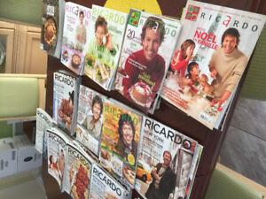 magazines Ricardo
