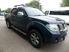 Nissan Navara DCI TEKNA 4X4 Auto 1 Owner Leather