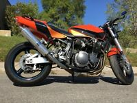 STREET FIGHTER/SLEEPER SUZUKI 1200cc
