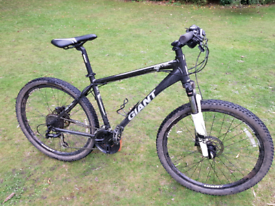 Giant Revel 0 mountain bike