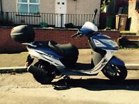 Sinnis 125cc Scooter 2016 £950 o.n.o