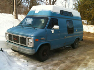 GMC Campervan