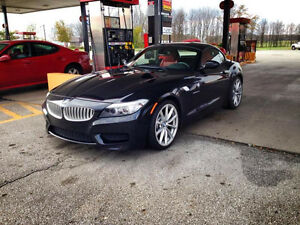 2014 BMW Z4 Sdrive 35I Convertible