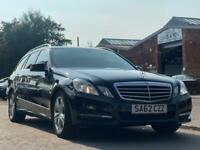 2013 Mercedes-Benz E-CLASS 2.1 E300 BLUETEC HYBRID 5d 201 BHP Estate Automatic