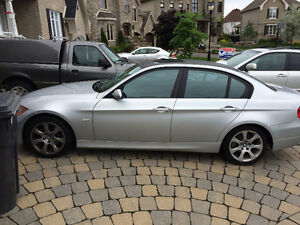 2008 BMW 3-Series sport pack Berline
