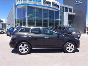 2011 MAZDA CX-7 GT TURBO  ONLY 60,500 KMS!!!