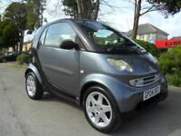 SMART CAR PULSE 0.7 2004 COMPLETE WITH M.O.T HPI CLEAR INC WARRANTY