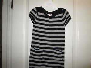 Old Navy dress and sweater (4T)