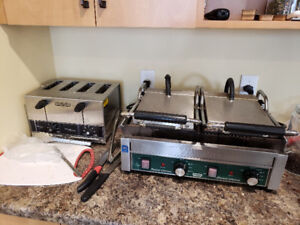 Cafe equipment for sale