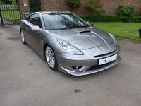 Toyota Celica 1.8 VVTL-i GT 3dr Manual Coupe in Silver
