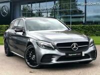 2021 Mercedes-Benz C-CLASS C 220 d AMG Line Edition Estate Auto Estate Diesel Au