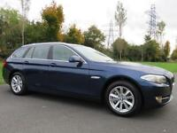 2011 BMW 520D S.E.SPORTS TOURING ** 8 SPEED AUTO ** FULL LEATHER**