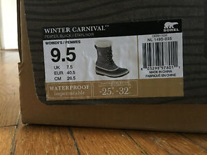 BRAND NEW SOREL BOOTS - 9.5 Kingston Kingston Area image 2