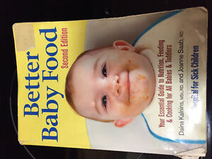 Better Baby Food cook book