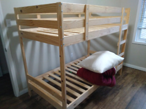 Ikea bunk bed for sale