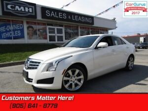 2014 Cadillac ATS 2.0 Turbo Luxury   AWD, REAR CAMERA, BLUETOOTH