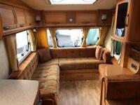2006 Ace Award Transtar 4 berth Caravan Great Family Layout VGC Awning BARGAIN !