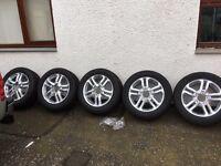 New Toyota Land Cruiser Wheels + Tyres 285 50 20 Dunlop