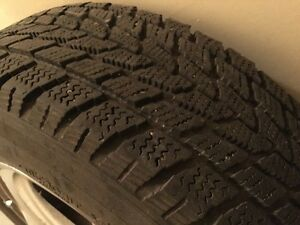 205/70R15 Toyo Tires on Acura Rims (REDUCED)