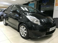 2009 59 Toyota Yaris 1.3 VVT-i TR 5 DOOR MANUAL 62.8 MPG P/X