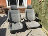 VW T4 captain seats