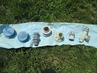 Pool accessories_salt filter-pipes-adapters-valve..