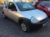 2004 FORD KA 1.3i [70] 3dr LOW MILEAGE AND INSURANCE