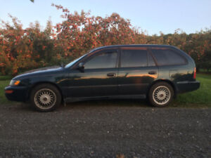 Toyota Corolla Wagon 1996