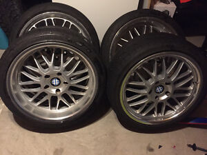 Mags 18 pouces Beyern bmw