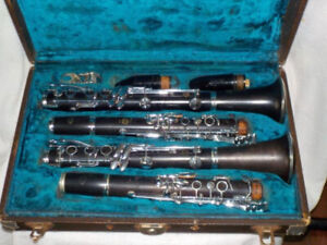 Selmer Clarinets - Matched Pair