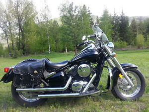 Low miles immaculate bike