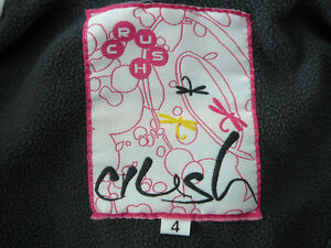 """Manteau d'automne """"Crush"""" (grandeur 4) West Island Greater Montréal image 4"""