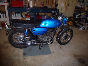 1967 Yamaha Grand Prix 350 (YR1) Parts Wanted