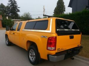 2010 GMC Sierra 1500 Ext Cab 4x4 Low kms