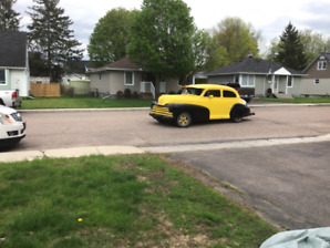 1947 Chev Coupe for sale