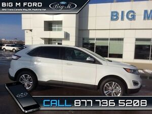 2016 Ford Edge SEL   -  NAVIGATION - $220.54 B/W