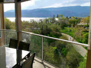 6 nights for the price of 4 - Downtown Kelowna  Lakeview Condo